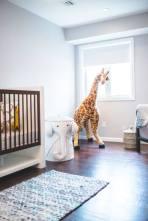 Safari White Nursery