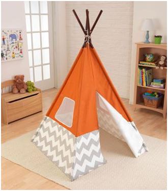Handmade DIY Teepee Tent |