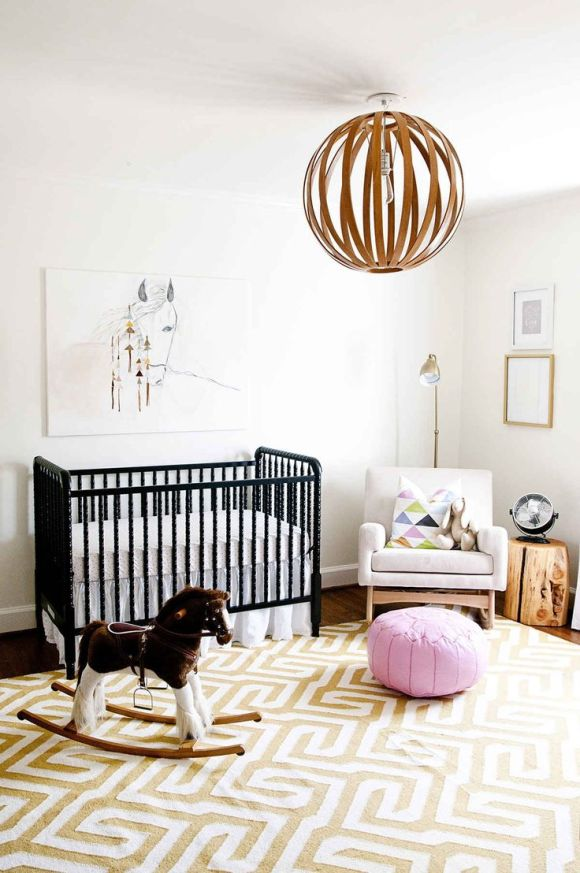 Old Meets New | Read on how you can combine these two styles in one | NurseryDesign.com.au