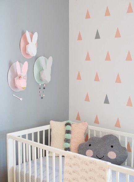 triangle palette nursery
